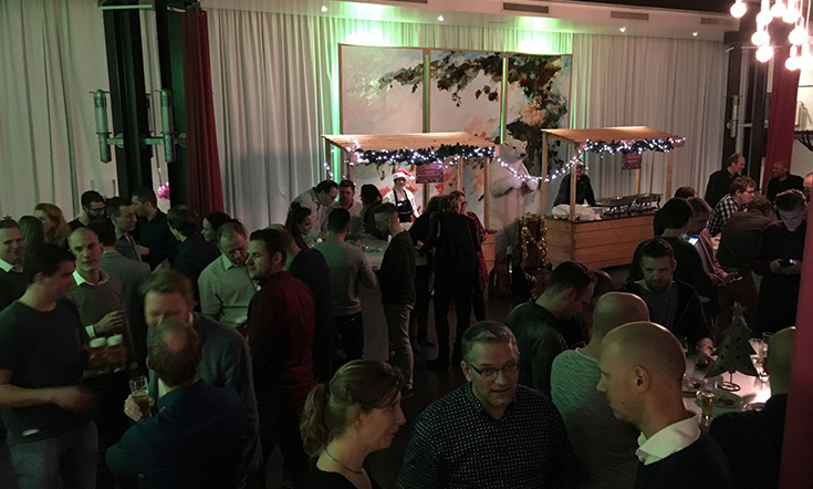 Ultimo Software Solutions B.V. kerstfeest